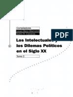 Norbert Lechner. Intelectuales y Politica Nuevo Contexto y Nuevos Desafios