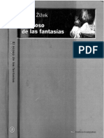 El Acoso de Las Fantasias - Slavoj Zizek