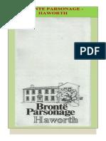 Bronte Parsonage - Haworth