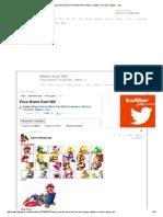 Mega Guía de Mario Kart Wii (Personajes, Objetos, Secretos, Atajos..