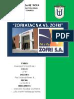 Zofratacna vs. Zofri