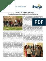 Syunik NGO Newsletter Issue 16