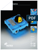 Rotex COMPLETE Limit Switch Catalog 2013