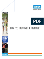 How to Become Member1234