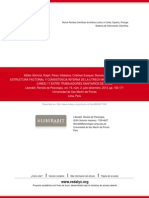 Estructura Factorial y Consistencia Interna de La Utrech Work Engagement Scale (Uwes) 17 Entre Traba
