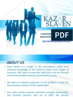Kazar Slaven - Chartered Accountants & Insolvency Practitioners
