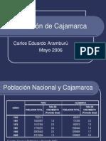 Cajamarca Datos Poblacion Anañfabetismo-cajamarca
