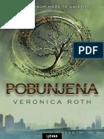 Veronica Roth - Pobunjena