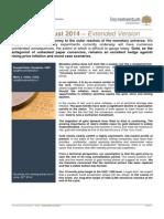 In Gold We Trust Report 2014