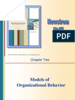 Chap002-Models of Organizational Behavior