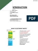 E - Waste Basics
