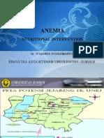 Anemia Nutrition [Dr. Yohanes Sudarmanto]