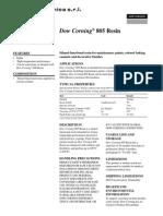Dow Corning 805 Resin