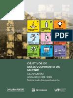 Objetivos de Desenvolvimento do Milênio - Municipio de Guapimirim linha-base 2000-2006.pdf