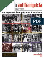La Represion en Andalucia