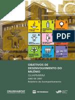 Objetivos de Desenvolvimento Do Milênio - Guapimirim Ano de 2007