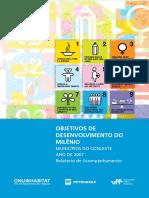 Objetivos de Desenvolvimento Do Milênio- Municípios Do Conleste Ano de 2007