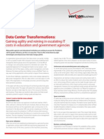 Data Center Transformation Whitepaper