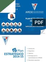 Plan de Trabajo Nomina 2014-2015 Completo