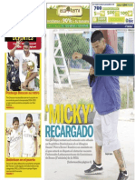 Deportes 24 de junio 2014