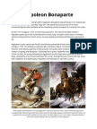 Obituary of Napoleon Bonaparte