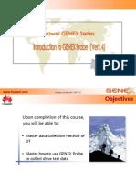 GENEX Probe WCDMA Introduction