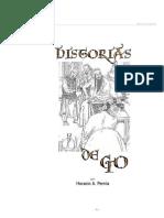 [Go Igo Baduk Weiqi] [Esp] Pernia, Horacio A - Historias de Go