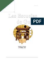 [Go Igo Baduk Weiqi] [Esp] Pernia, Horacio A - Las Escuelas de Go