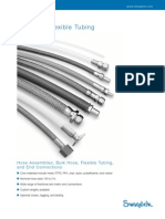 Swagelok Flexible Metal Hoses MS-01-180