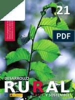Revista Desarrollo Rural y Sostenible Nº 21