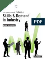 Skills Survey2013