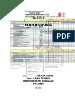 Pedoman Akademik Jts 2013
