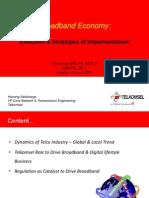 """Evolution & Strategies of Implementation"""