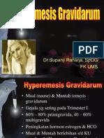 Hyperemesis