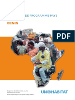 Document de Programme - Pays 2008-2009 - Benin