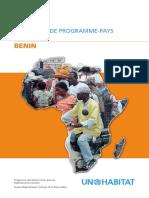 Document de Programme - Pays 2008-2009 - Benin