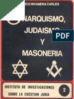 Anarquismo Judaismo y Masoneria