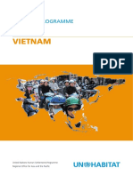 UN-Habitat Country Program Document 2008-2009 - Vietnam