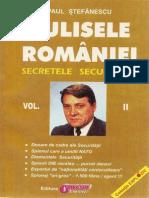 Culisele Romaniei Vol.2 (P.stefanescu)