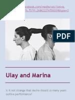 Ulay and Marina