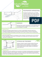 Advantages of roofwater harvesting