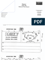 AT 165 Breezy - network pitch storyboard