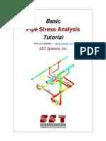 Basic Pipe Stress Analysis Tutorial
