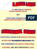 Defn of Str Design