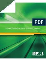 Agile pmi standard practice