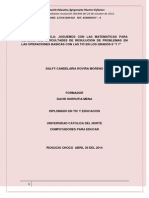 Documento de Proyecto de Aula de Las Tic.