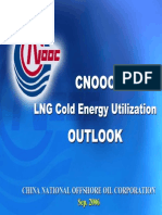 CNOOC Cold Energy Utilization
