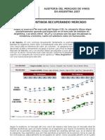 Gacetilla Auditoría de Mercado