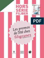 Promotions de l'été chez Filigranes