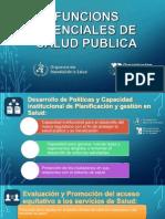 Funcions Esenciales de Salud Publica